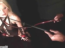 babe bdsm blonde deepthroat fetish mature slave spanking