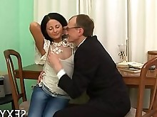 amateur brunette classroom fuck hardcore small-tits little old-and-young ride