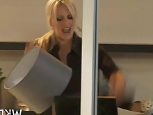 blowjob bus hardcore horny licking mature office pornstar