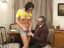 amateur beauty brunette classroom hardcore hot small-tits little old-and-young
