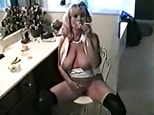 amateur fetish kinky mature milf smoking vintage