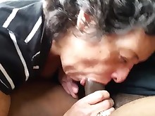 amateur blowjob big-cock couple granny homemade mature really sucking