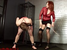 ass fetish high-heels milf natural oil panties pornstar punished